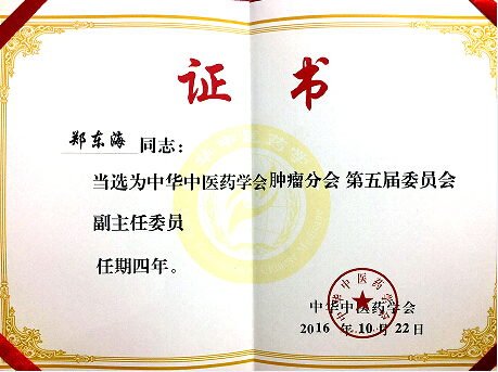 中华中医药学会换届 伟达人任职传承精神